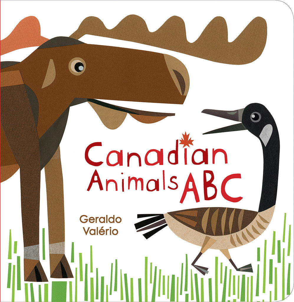 Canadian Animals ABC