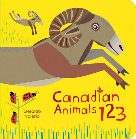 Canadian Animals 123