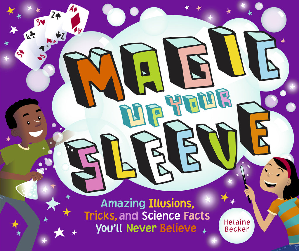 Magic Up Your Sleeve - owlkids-us