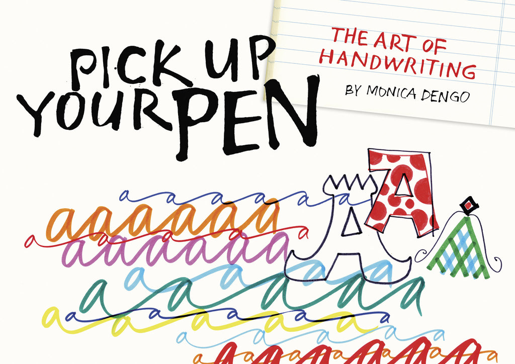 Pick Up Your Pen - owlkids-us