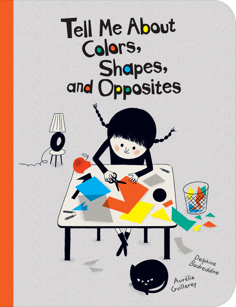 Tell Me about Colors, Shapes, and Opposites - owlkids-us