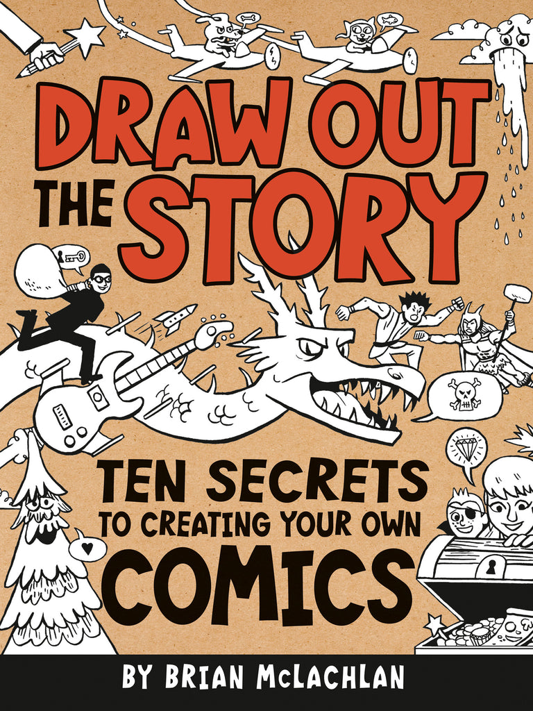 Draw Out the Story - owlkids-us