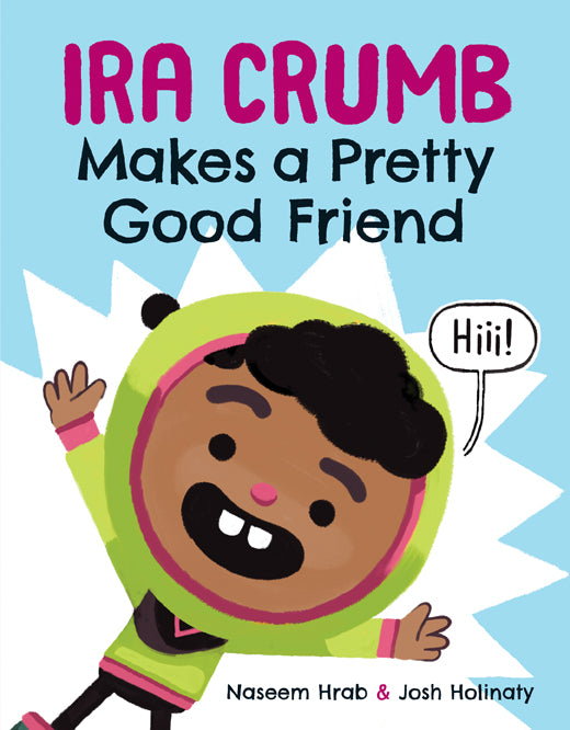Ira Crumb Makes a Pretty Good Friend