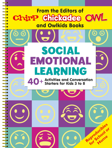 Social Emotional Learning Activity Book