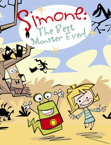 Simone: The Best Monster Ever!