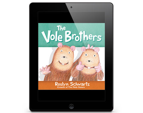 The Vole Brothers - ebook