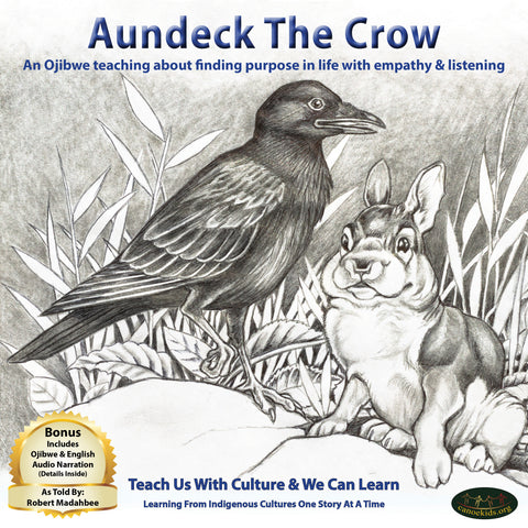 Aundeck The Crow