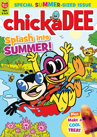 chickaDEE Magazine - Summer 2017
