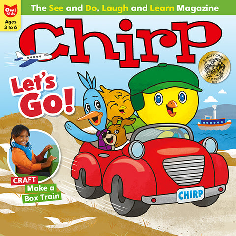 Chirp Magazine - January/February 2021
