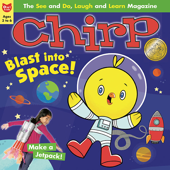 Chirp Magazine - January/February 2018