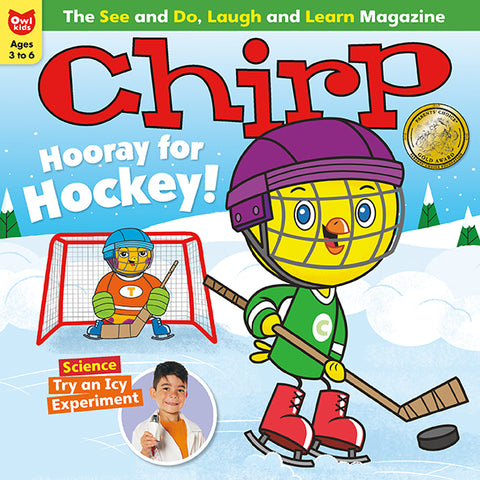 Chirp Magazine - January/February 2019