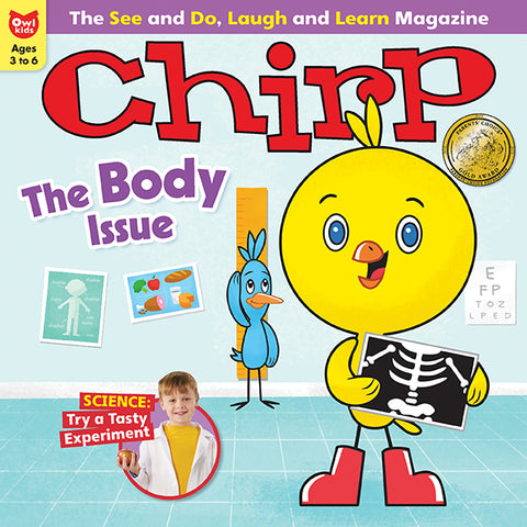 Chirp Magazine - January/February 2020