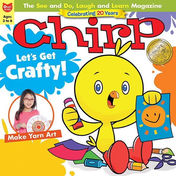 Chirp Magazine - March 2017//Chirp Summer Bundle