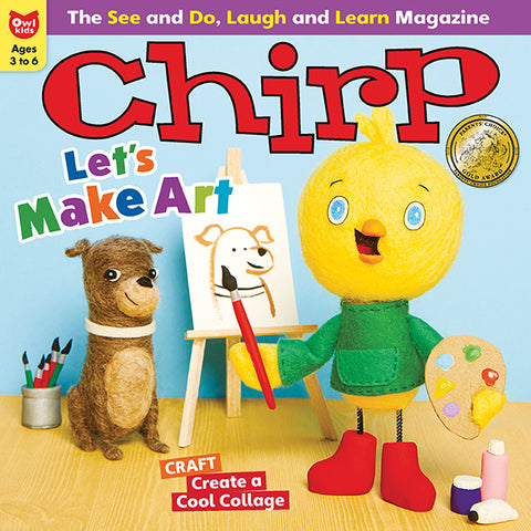Chirp Magazine - March 2019