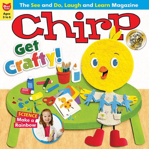 Chirp Magazine - March 2020