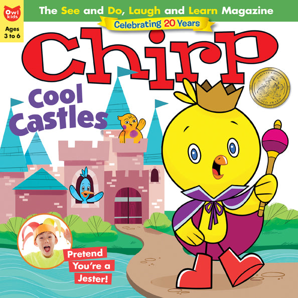 Chirp Magazine - October 2017