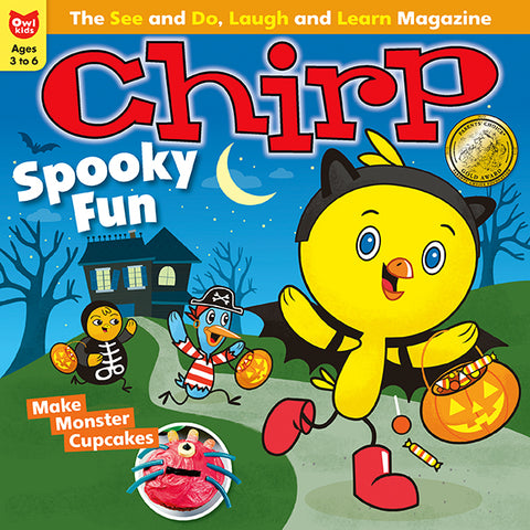 Chirp Magazine - October 2019