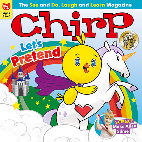 Chirp Magazine - October 2020