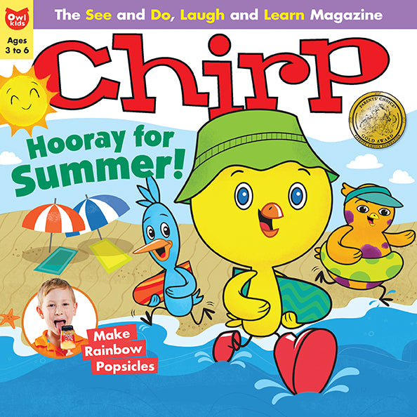 Chirp Magazine - Summer 2018
