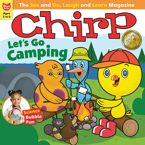 Chirp Magazine - Summer 2019