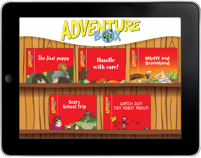 AdventureBox: Five-Amazing-Stories Pack #3 - owlkids-us - 1