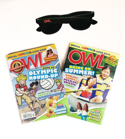 OWL Summer Bundle//OWL Summer Bundle