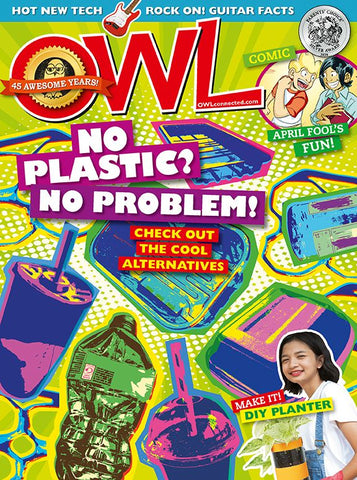 OWL Magazine - April 2021