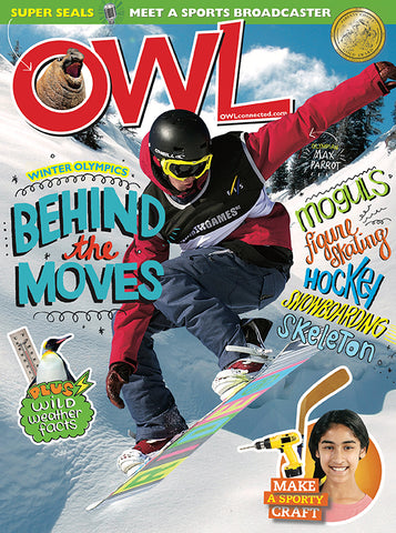 OWL Magazine - January/February 2018