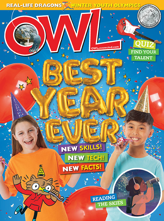 OWL Magazine - January/February 2020