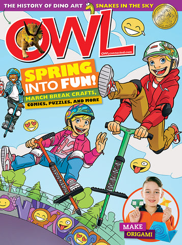 OWL Magazine - March 2018