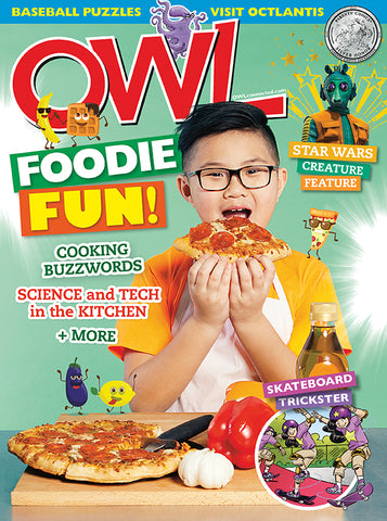 OWL Magazine - May 2019