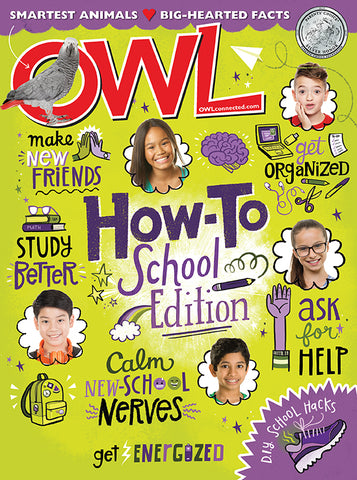 OWL Magazine - September 2019