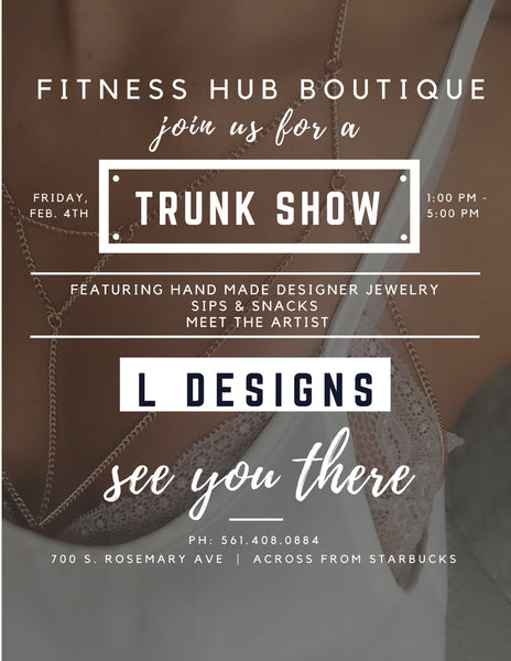 Trunk Show L Designs: Your Customizable Boho Dream!
