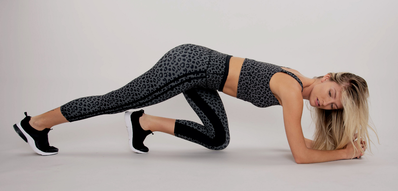 With an inseam 1/8th shorter than a full-length legging, these leggings tend to rest right above the ankle. The fashion-forward style offers a great silhouette; they don't drown your legs nor do they cut high and make your legs look short. This is why the 7/8 length legging has become insanely popular.
