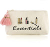 Shiraleah Voyage Essentials Zip Pouch Natural