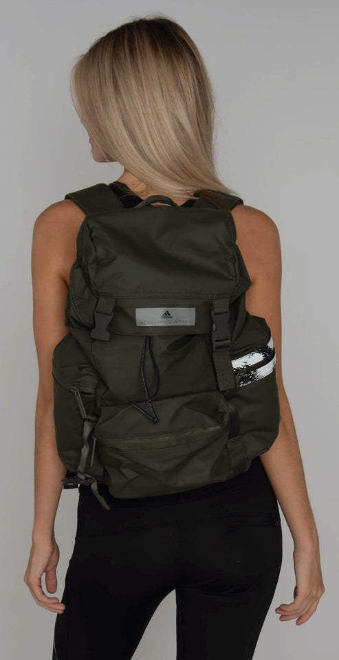 Adidas by Stella McCartney Backpack Dark Oak