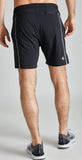 "Fourlaps Bolt Short 7"" Black"