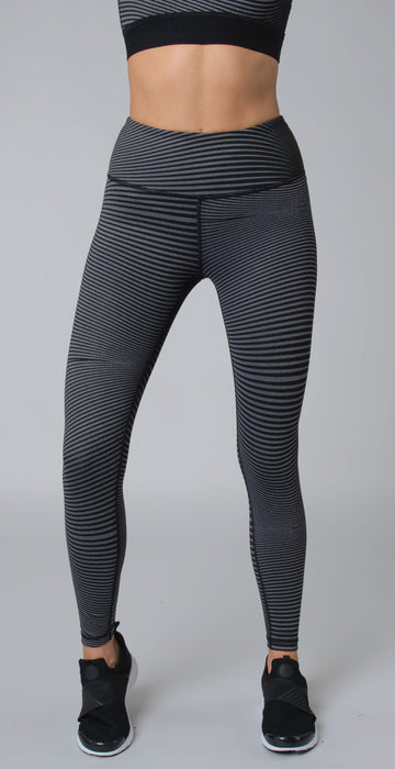 Vimmia X Energy Wave Legging Black Charcoal
