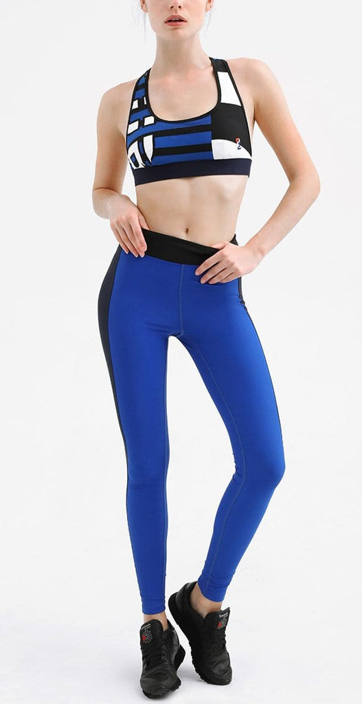 P.E Nation Caught Behind Legging Blue