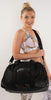 Adidas by Stella McCartney Medium Yoga Bag Black