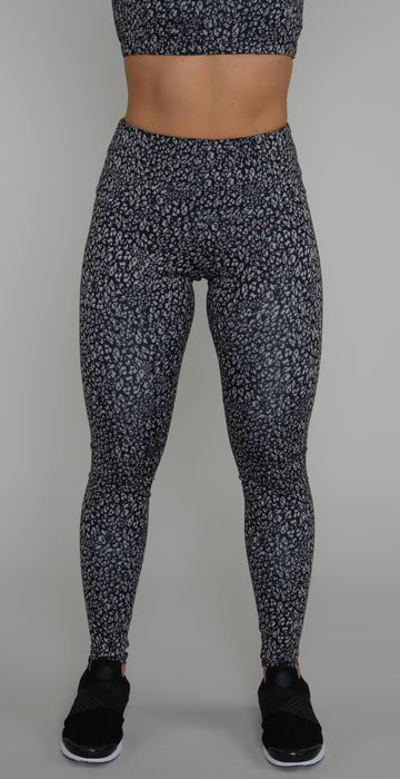 Onzie Tech Legging Honey Leopard