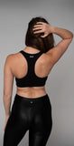 Lorna Jane Comfort Sports Bra Black