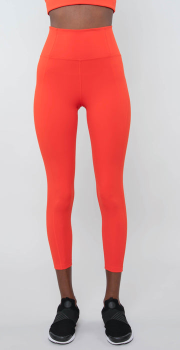 Girlfriend Collective High Rise Compressive Legging Daybreak