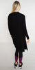 Vimmia Sierra Long Cardigan Black