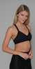 Koral Trine Rib Sports Bra Black