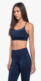Koral Pacifica Sports Bra Maritime Blue