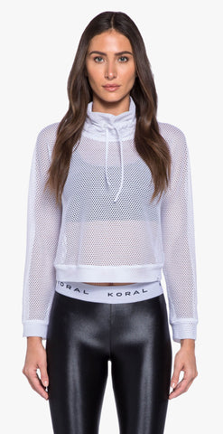 products/A4089C45_Pump_Open_Mesh_Pullover_White_1.jpg