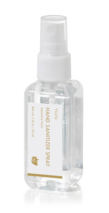 Yozu Soap Hand Sanitizer Spray Japanese Yuzu