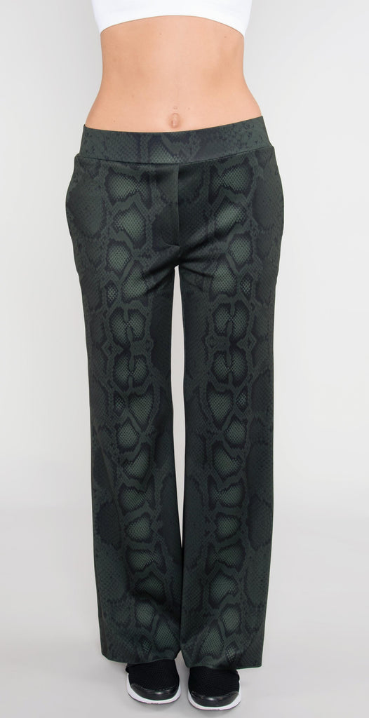 Ultracor Element Python Pant Ivy Textured Nero