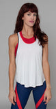 Splits59 Pin Tank Off White Indigo Sunset